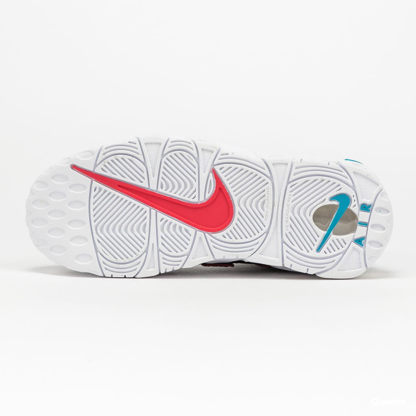 Nike Air More Uptempo GS black / ltblfu