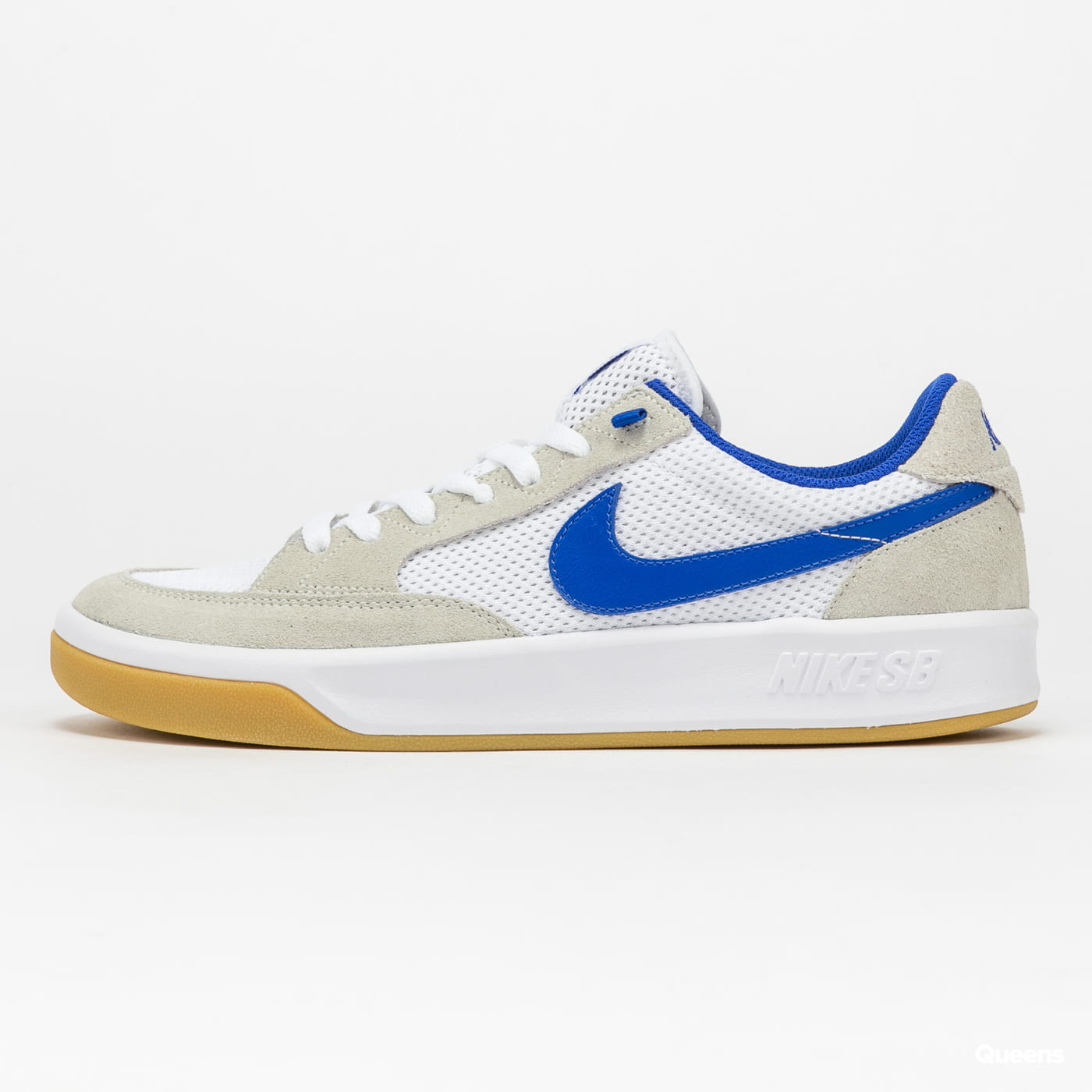Nike SB Adversary summit white / hyper royal / white