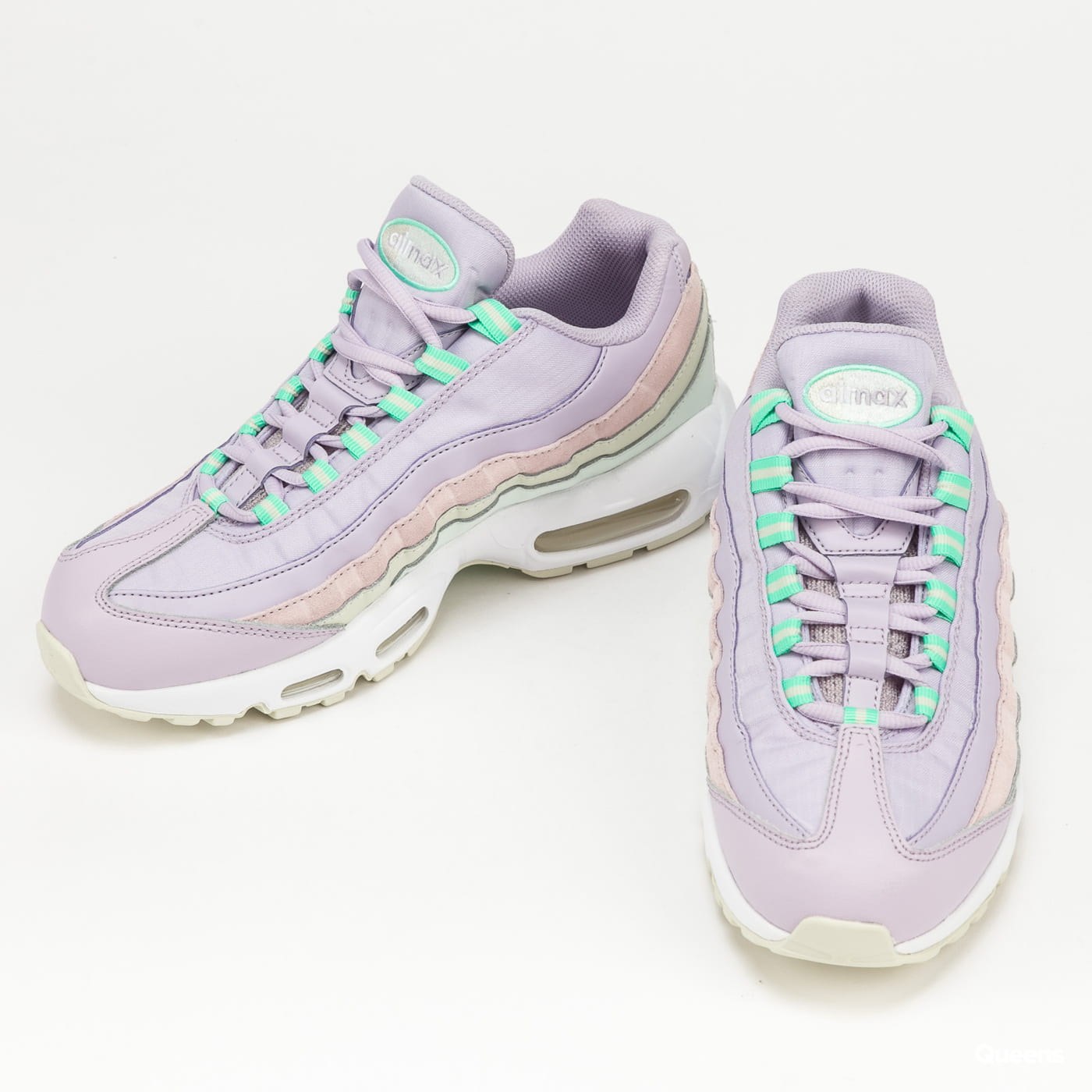 Nike W Air Max 95 infinite lilac / white - sea glass