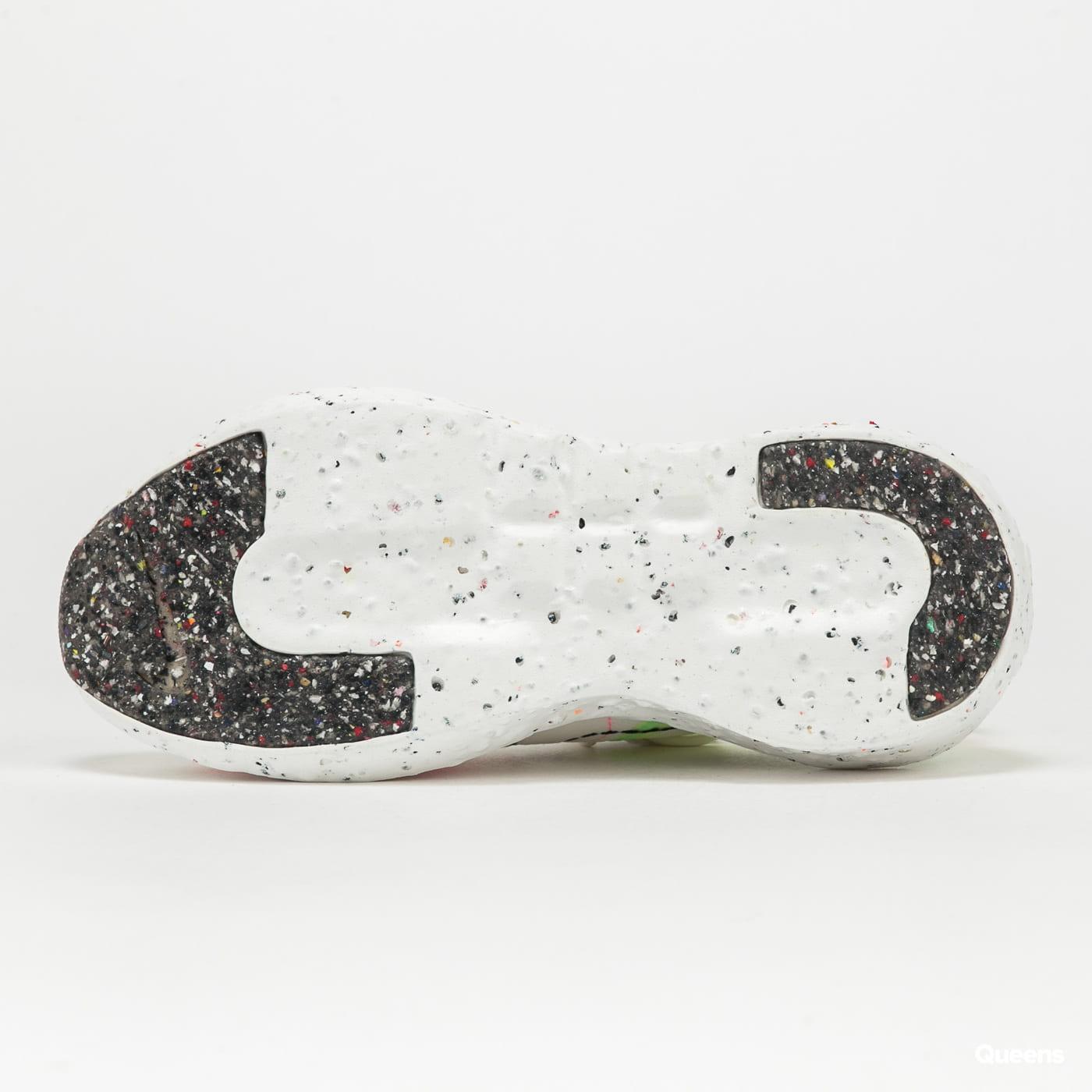Nike W Crater Impact summit white / blck - green glow