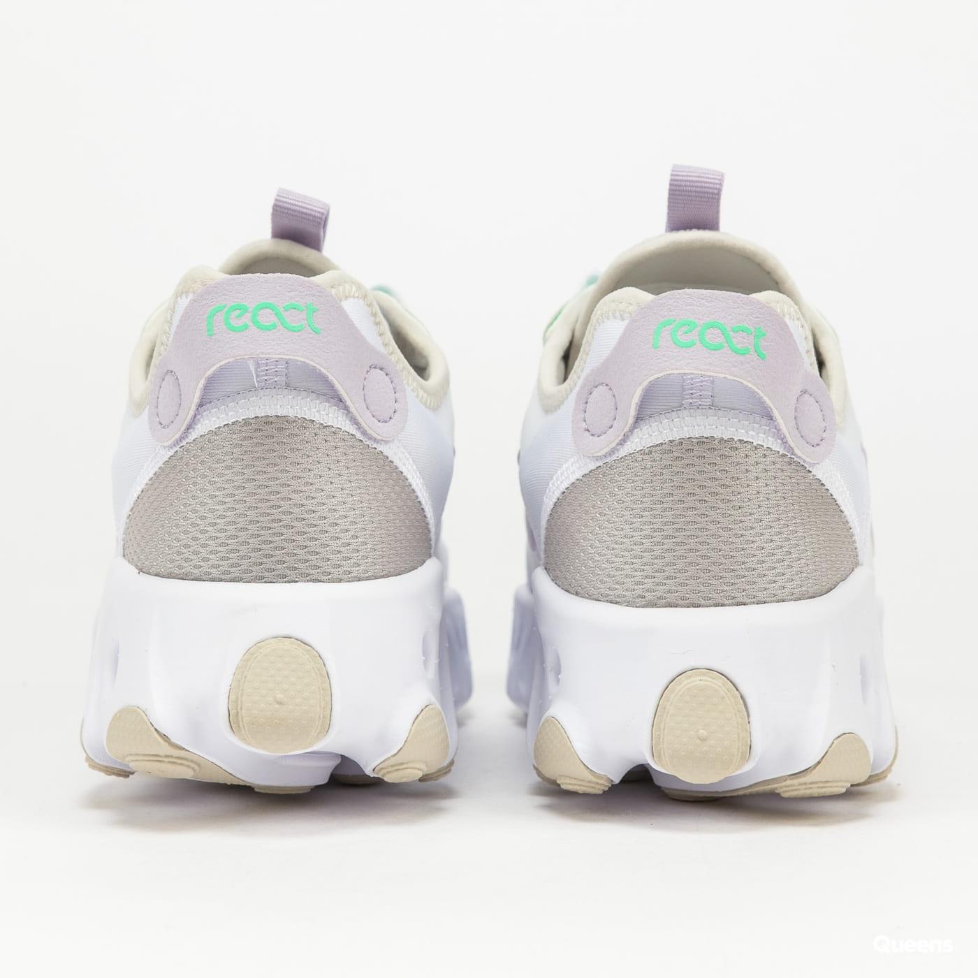 Nike W React Art3mis whie / infinite lilac