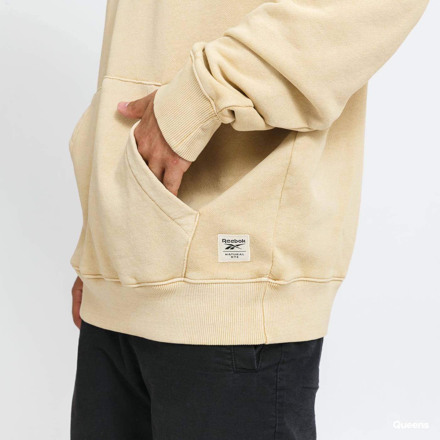 Reebok CL ND Hoodie beige