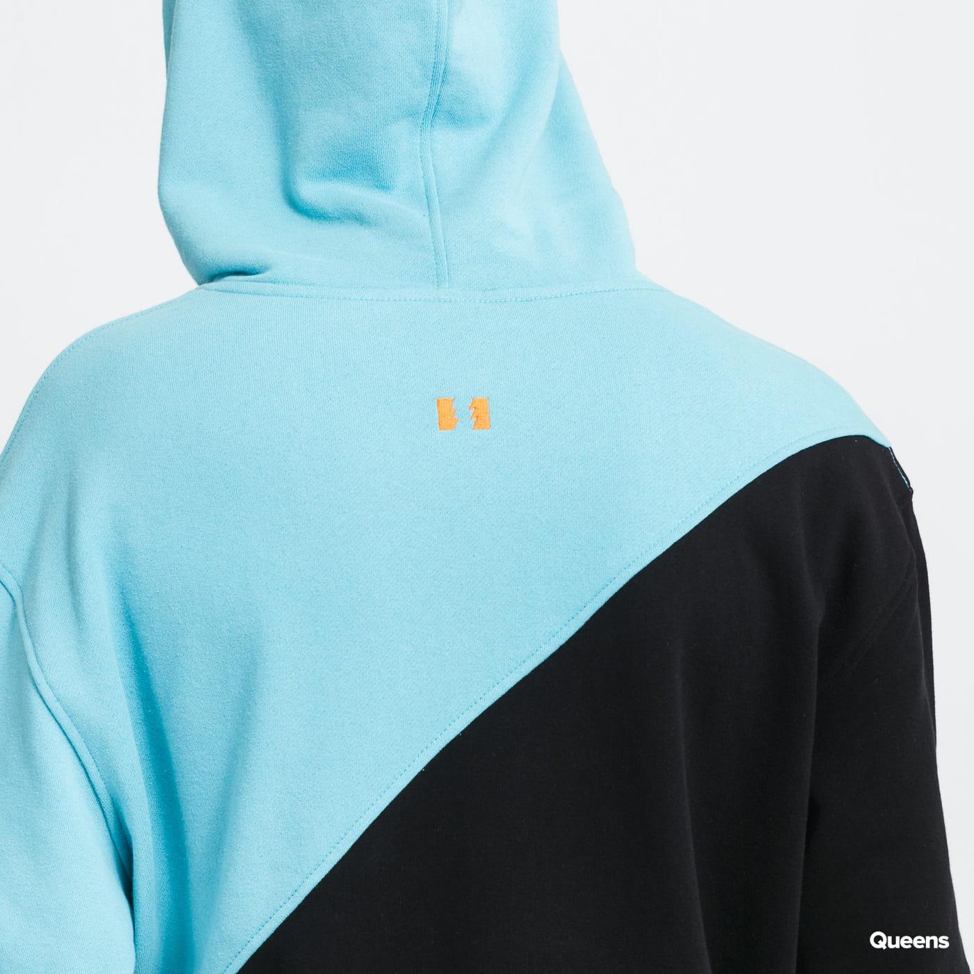 The Hundreds Reflex Pullover černá / modrá