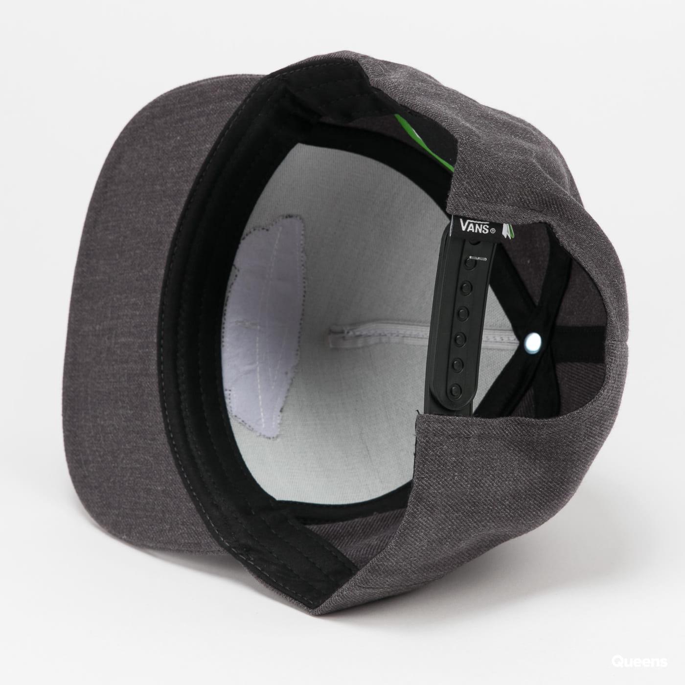 Vans MN Classic Patch Snapback melange tmavě šedá
