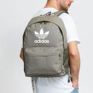 adidas Originals Adicolor Backpack olivový / tmavě olivový