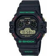 "Casio G-Shock DW 5900TH-1ER ""Throwback 1990's"" černé"
