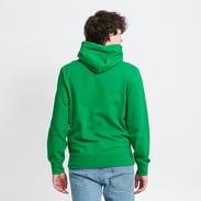Champion Hooded Sweatshirt zelená