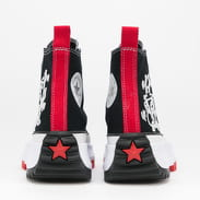 Converse Run Star Hike Hi - Keith Haring black / white / red