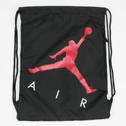 Jordan Air Drawstring Gym Sack černý