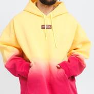 Jordan M J 23ENG Fleece Top orange / dark pink