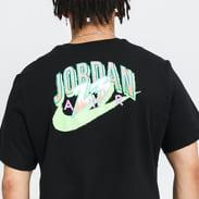 Jordan M J Brand 23 Swoosh SS Crew black stone washed no length