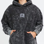 Jordan M J FLT Fleece GFX PO LB melange černá