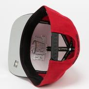 Mitchell & Ness Team Arch 2 Tone Snapback Miami Heat red / black / gray