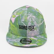 New Era 950 Gore-Tex zelená / limetková / růžová