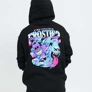 Pink Dolphin Pink + Frostiez Icicles Hoodie černá