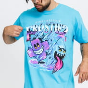 Pink Dolphin Pink + Frostiez Icicles Tee modré