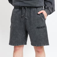 PREACH Essential Sweat Shorts tmavě šedé