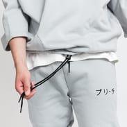 PREACH Oversized Sidepocket Kimono Hoodie šedá