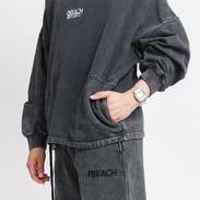 PREACH Oversized Sidepocket Koi Hoodie dark gray