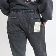 PREACH Oversized Sweatpants tmavě šedé