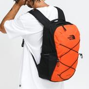 The North Face Jester Backpack oranžový / černý