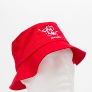 Urban Classics Bad Boy Bucket Hat červený