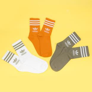 adidas Originals Mid Cut Crew Socks 3er-Pack