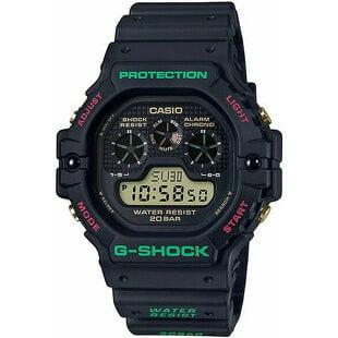 "Casio G-Shock DW 5900TH-1ER ""Throwback 1990's"""