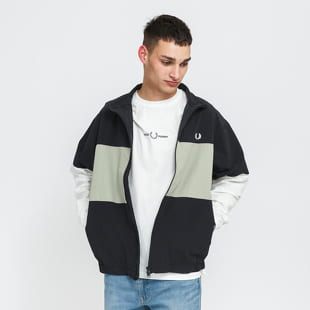 FRED PERRY Colour Block Shell Jacket