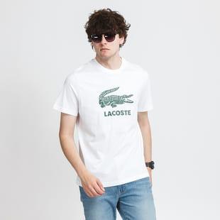 LACOSTE Big Crocodile Logo Tee