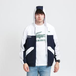 LACOSTE Men's Sport Colourblock Zip Jacket