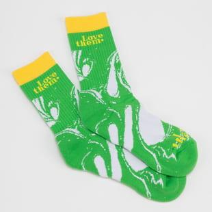 LOVE THEM Socks Oil Patern