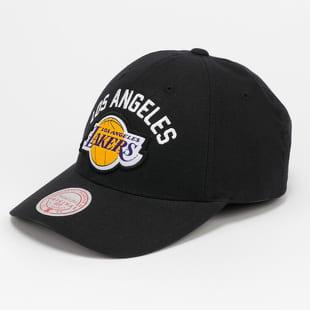 Mitchell & Ness Arc Low Pro Cap LA Lakers