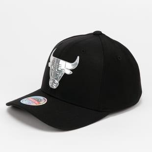 Mitchell & Ness Cyber Redline Snapback Chicago Bulls
