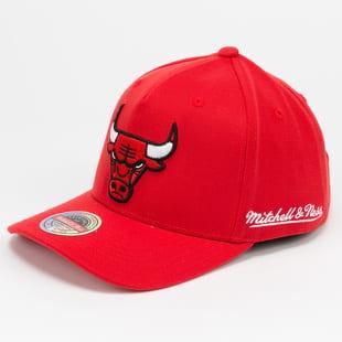Mitchell & Ness Solid Redline Snapback Chicago Bulls