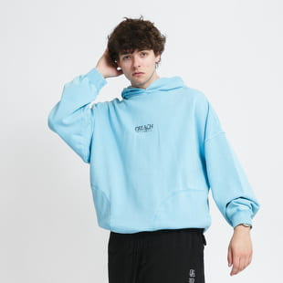 PREACH Oversized Sidepocket Character Hoodie