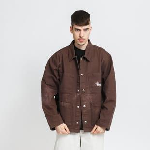Stüssy Spotted Bleach Chore Jacket