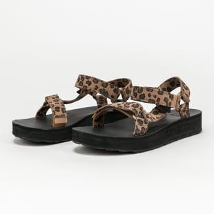 Teva W'S Midform Universal Leopard