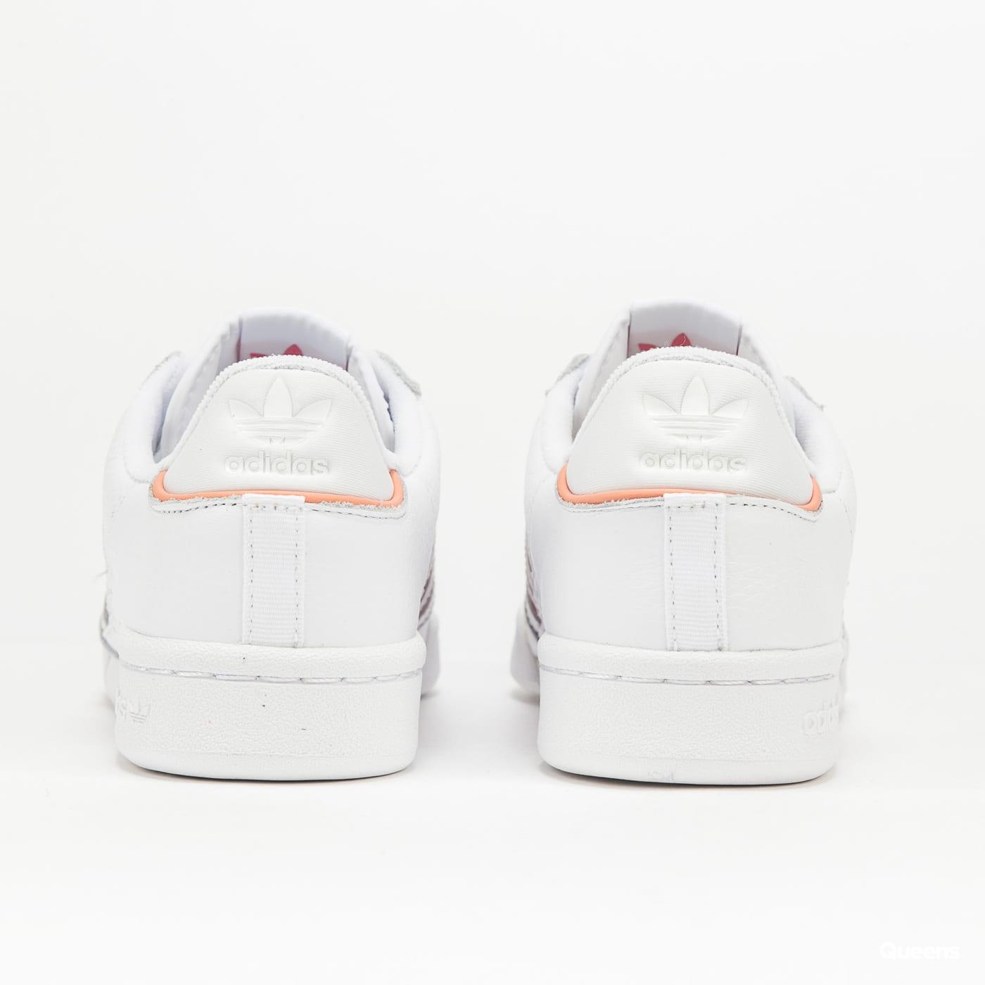 adidas Originals Continental 80 Stripes W ftwwht / roston / amblus