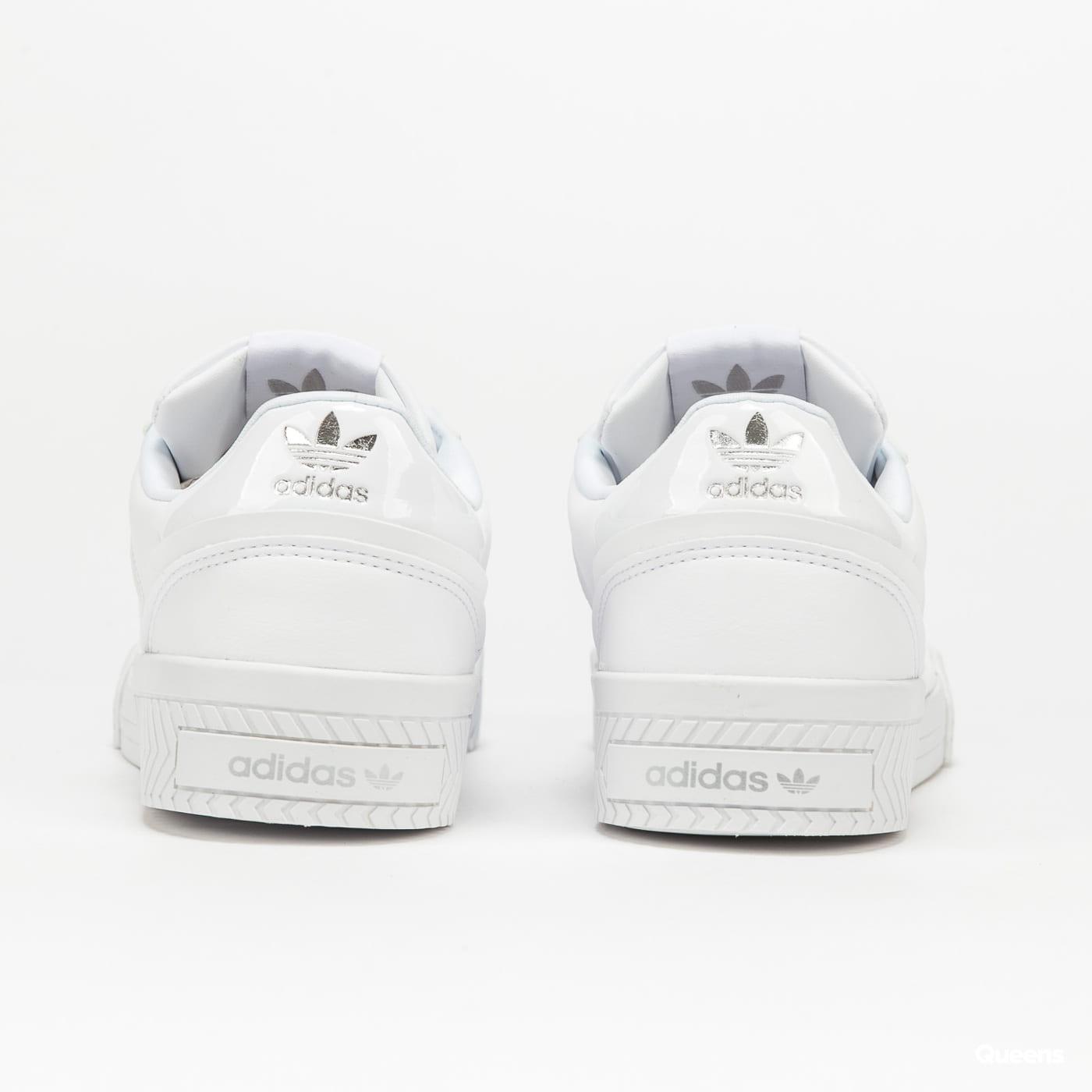 adidas Originals Court Tourino W ftwwht / ftwwht / silvmt