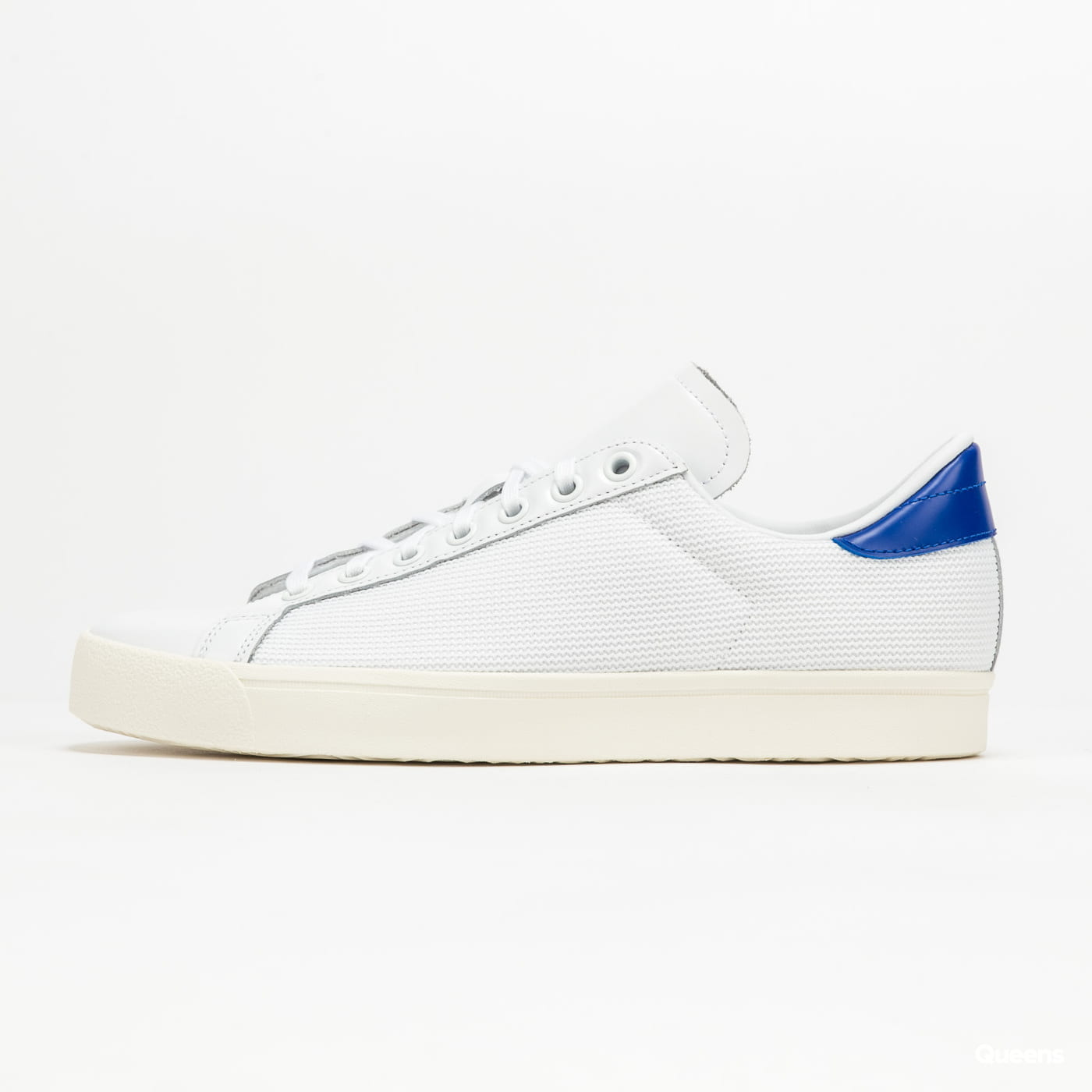 adidas Originals Rod Laver Vin ftwwht / ftwwht / poblue