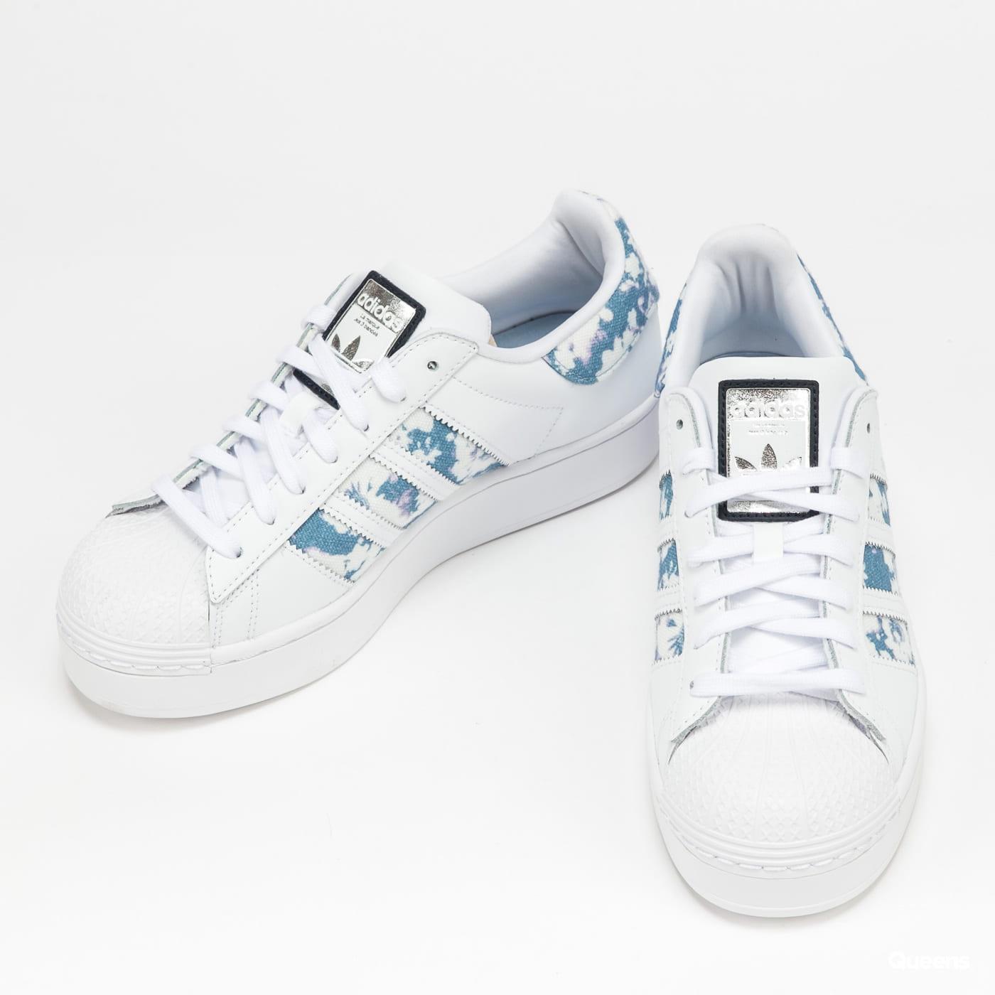 adidas Originals Superstar Bold W ftwwht / ambsky / silvmt