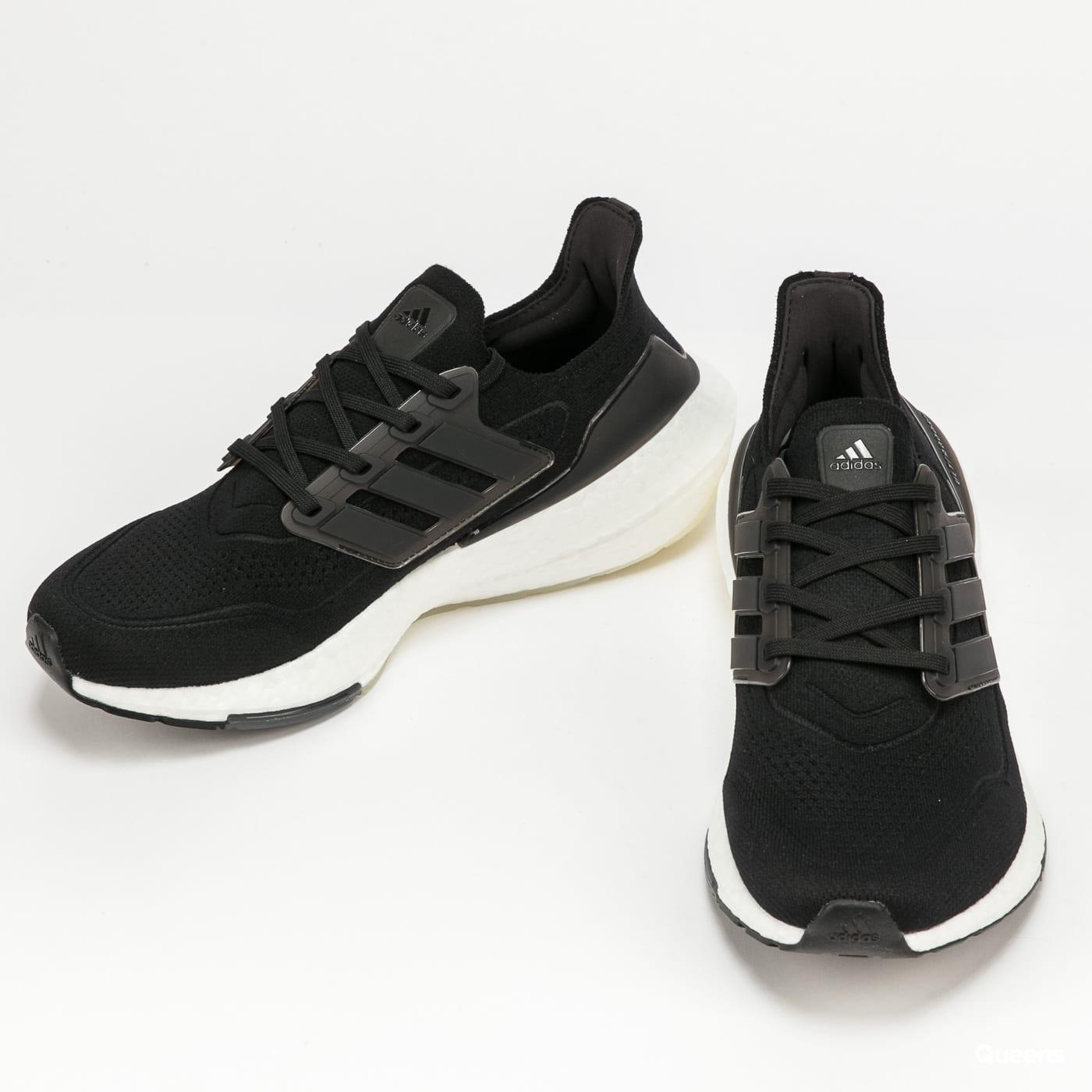 adidas Performance UltraBoost 21 cblack / cblack / grefol