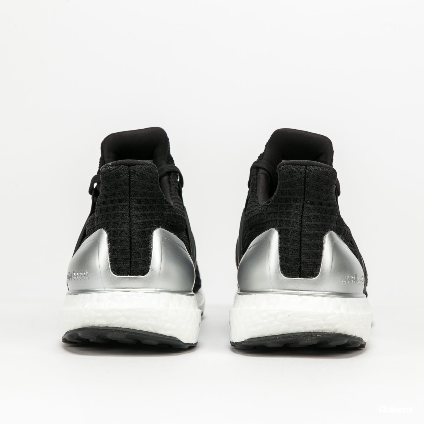 adidas Performance Ultraboost 4.0 DNA cblack / cblack / silvmt