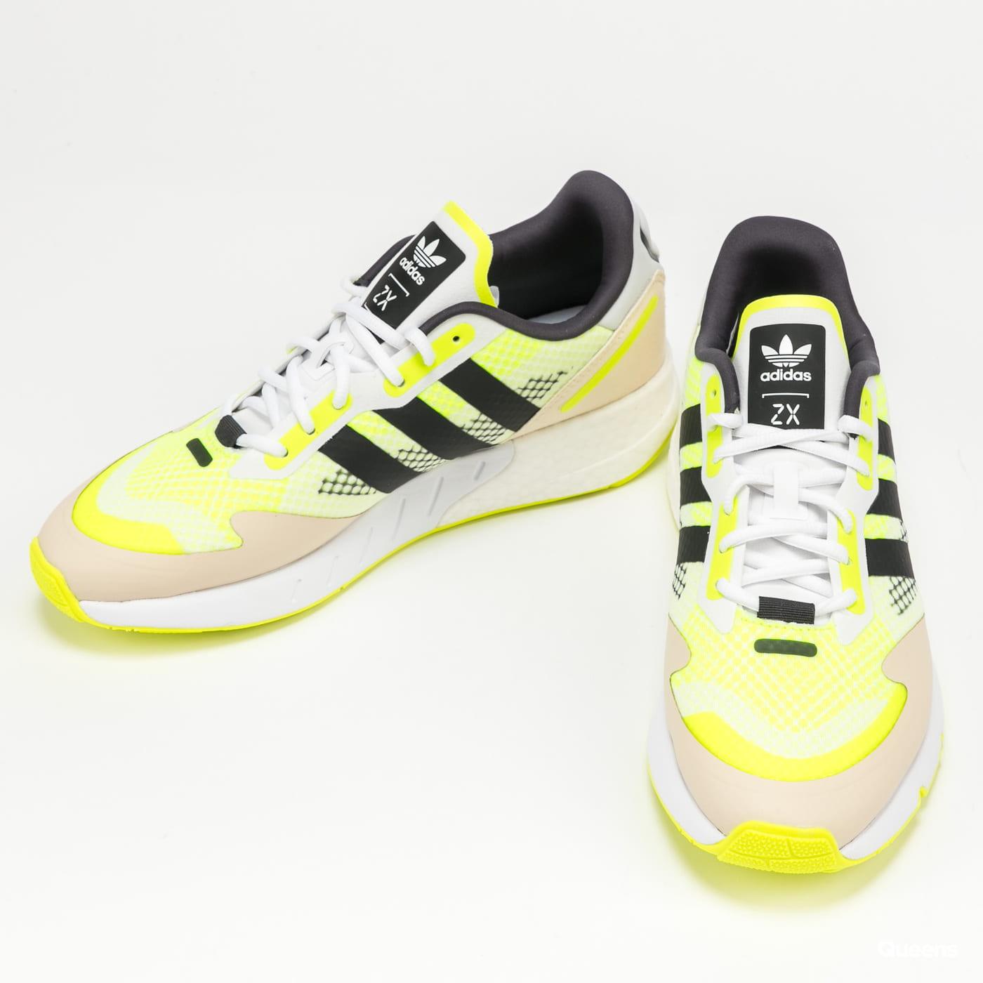adidas Originals ZX 1K Boost ftwwht / carbo / wwht