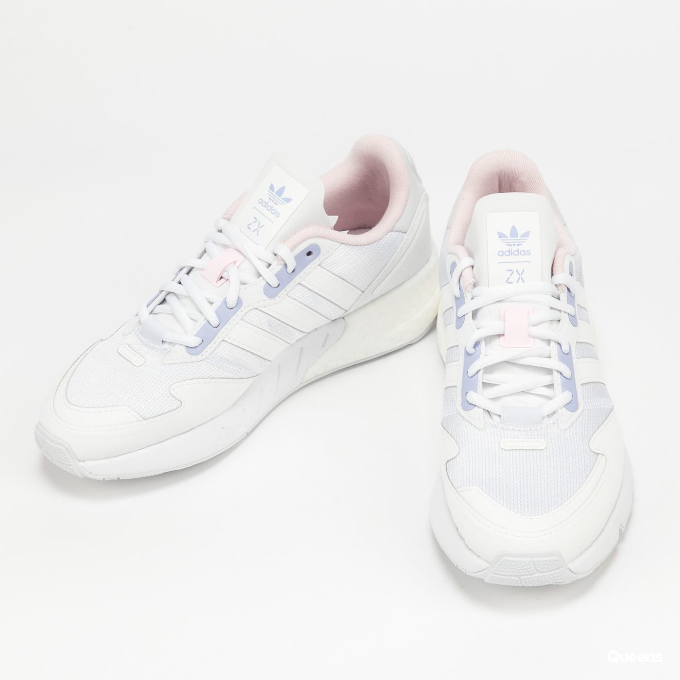 adidas Originals ZX 1K Boost W ftwwht / ftwwht / vioton