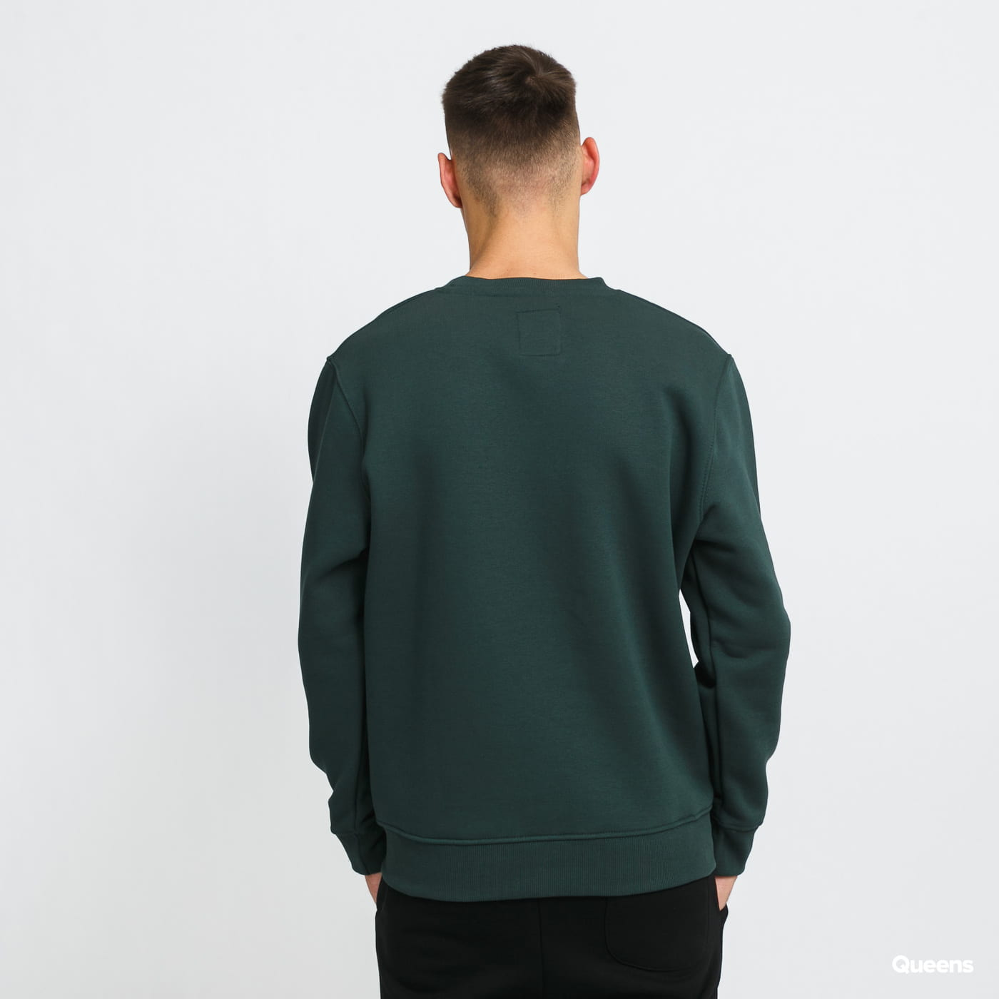 Alpha Industries Basic Sweater dark green