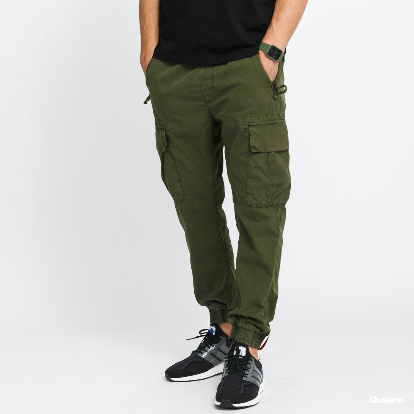 Alpha Industries Ripstop Jogger olive
