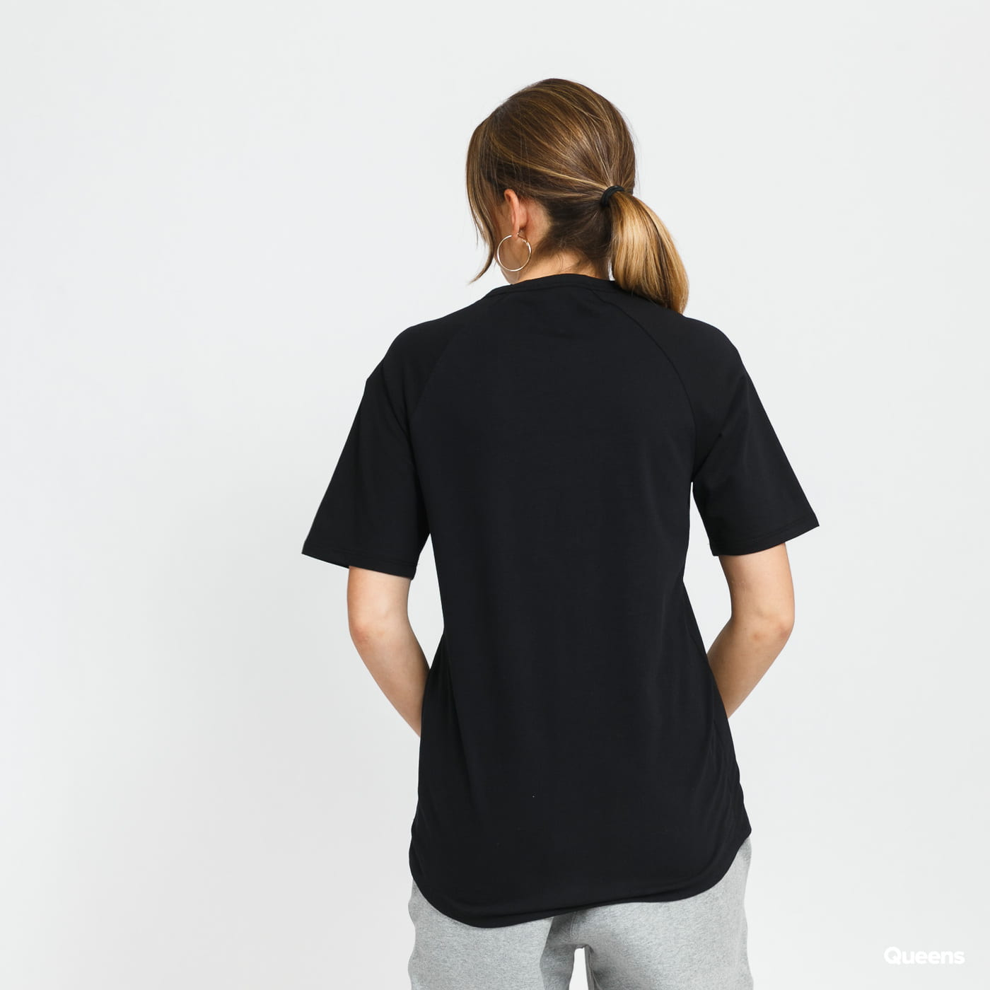Carhartt WIP W' S/S Misfortune Tee black stone washed no length