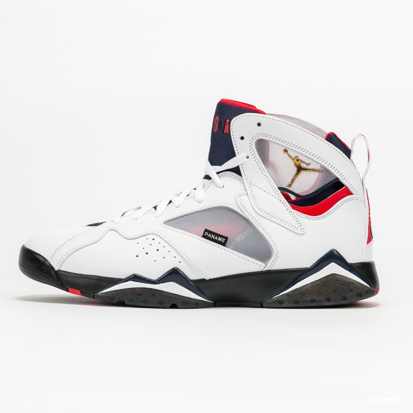 Jordan Air Jordan 7 Retro BCFC white / university red